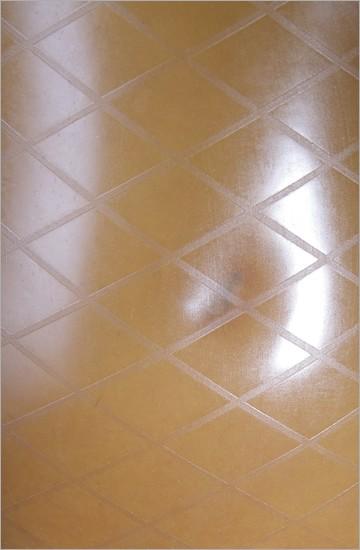 Strukturlatex: Raute rauchgrau - 40 x 100 cm