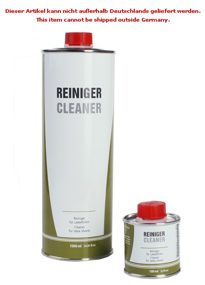 Latex-Reiniger 100 ml