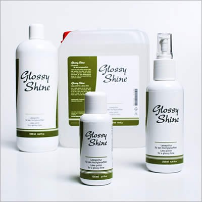 Glossy Shine – Latex-Politur - 250 ml