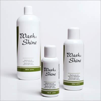 Wash & Shine - Waschzusatz - 250 ml