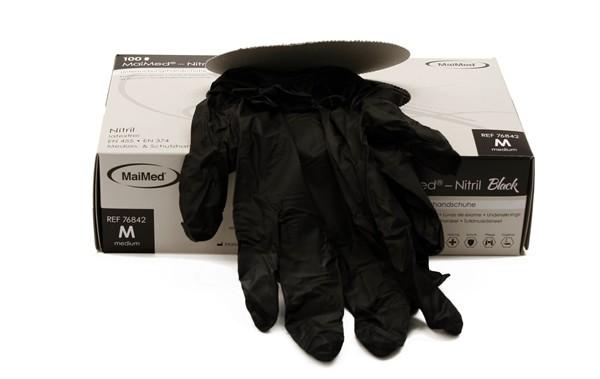 Nitril - Handschuhe - Größe S