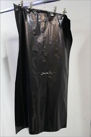 Kleidersack mit Seitenfalte