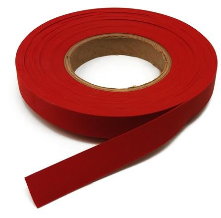 Latexstreifen, 1,3 cm breit, 0,60 mm Dicke, Rot