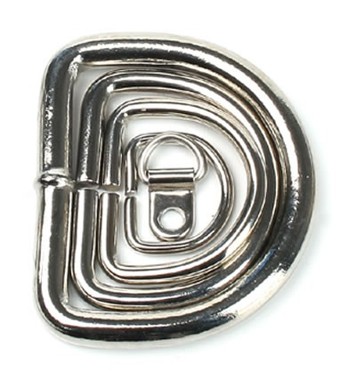 D-Ring, 30 mm