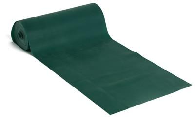Latex-Fitnessband, 550 cm - Grün, für mittelschwere Übungen
