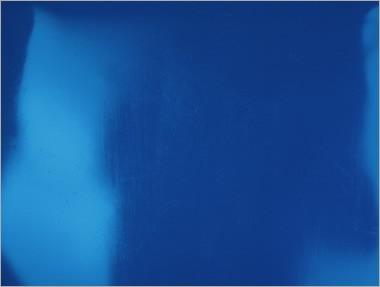 Latex Meterware Mittelblau, 92 cm breit, 0,35 mm