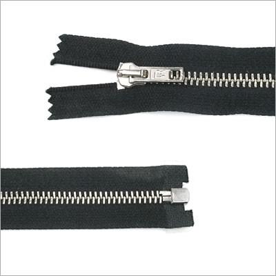 Metall Reißverschluss, standard, teilbar, 60 cm