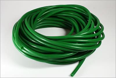 Latex Schlauch, 8 mm, Grün