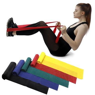 Latex-Fitnessbänder, Set