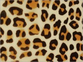Strukturlatex: Leopard - 80 x 100 cm - 0,90 mm stark