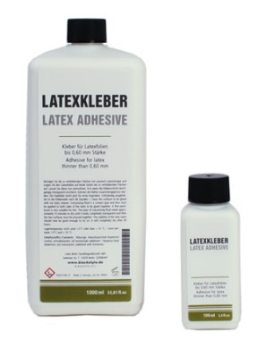 Latexkleber für Latex < 0,6 mm, 250ml