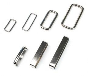 Drahtschlaufe , 30 mm, Runder Draht 4 mm