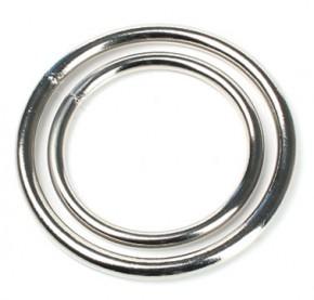 Metallring, 60 mm x 6 mm