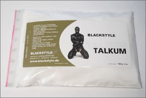 Talkumpuder