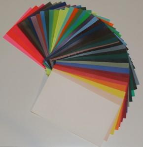 Latex Farbmusterset