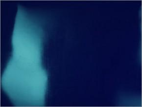 Latex Meterware Navyblau, 92 cm breit, 0,35 mm